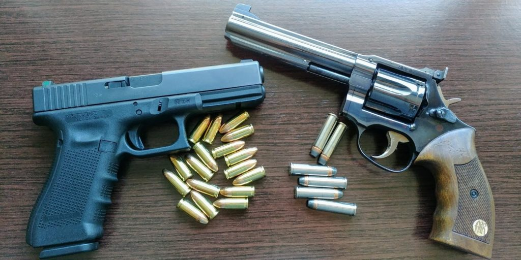 5 Times when a Revolver is Better than an Auto Pistol